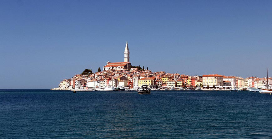 North Adriatic sailing
