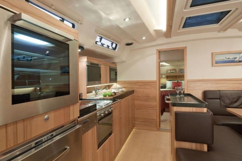 Hanse 495 sailboat rental croatia yacht charter for Hanse meuble catalogue