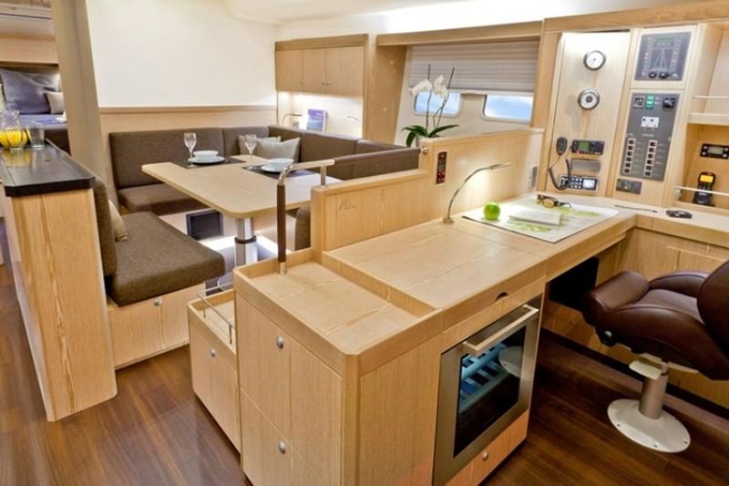 Hanse 575 sailboat rental croatia yacht charter for Hanse meuble catalogue