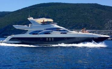 Azimut 62, MY ROBY
