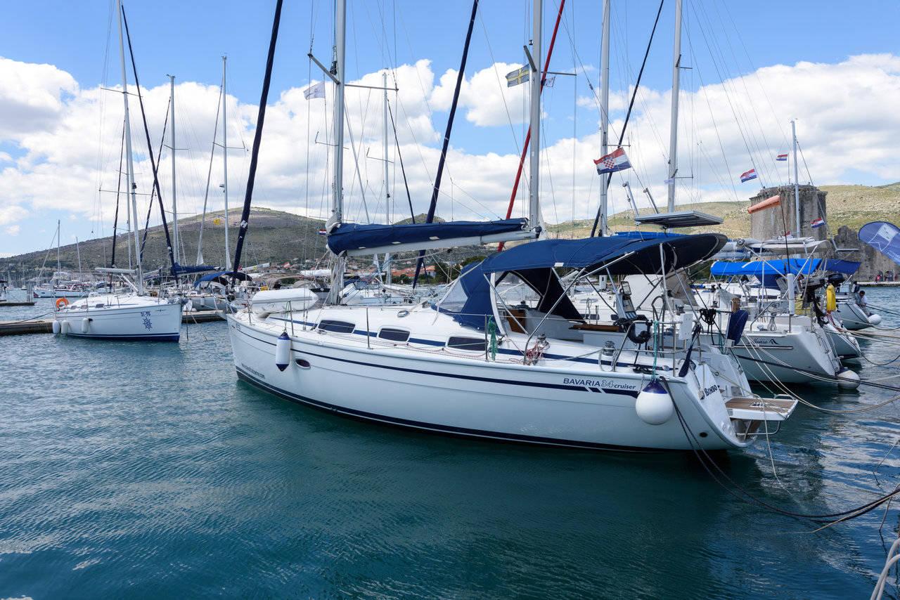 Bavaria 34 Cruiser Marina Trogir - ACI, Bimbo | Yachtcharter in Kroatien