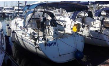 Bavaria 35 Cruiser, Faith