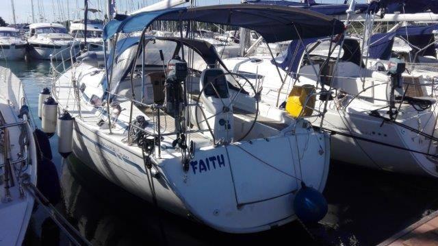 Bavaria 35 Cruiser, Faith