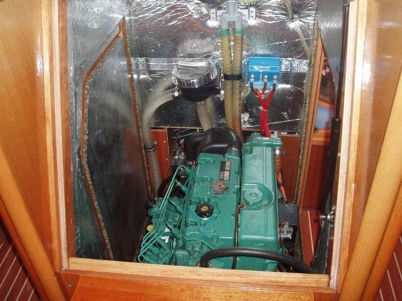 Bavaria 39 Cruiser, Ines