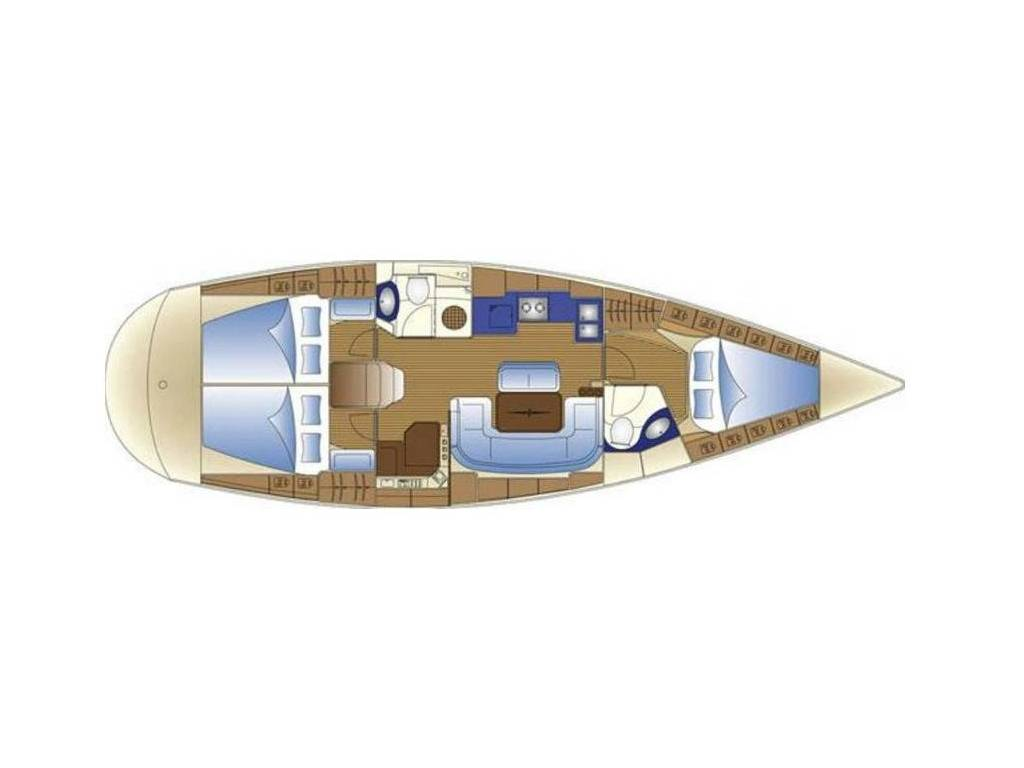 Bavaria 42 Cruiser, Lady Clam
