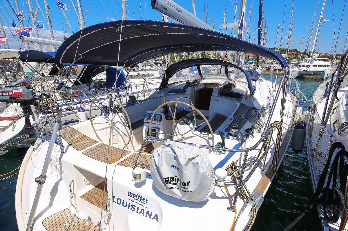 Bavaria 46 Cruiser, Louisiana