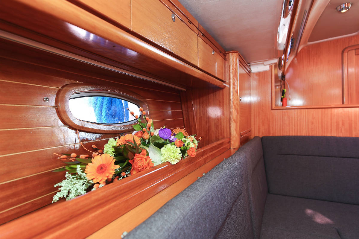 Bavaria 46 Cruiser, Dalisa