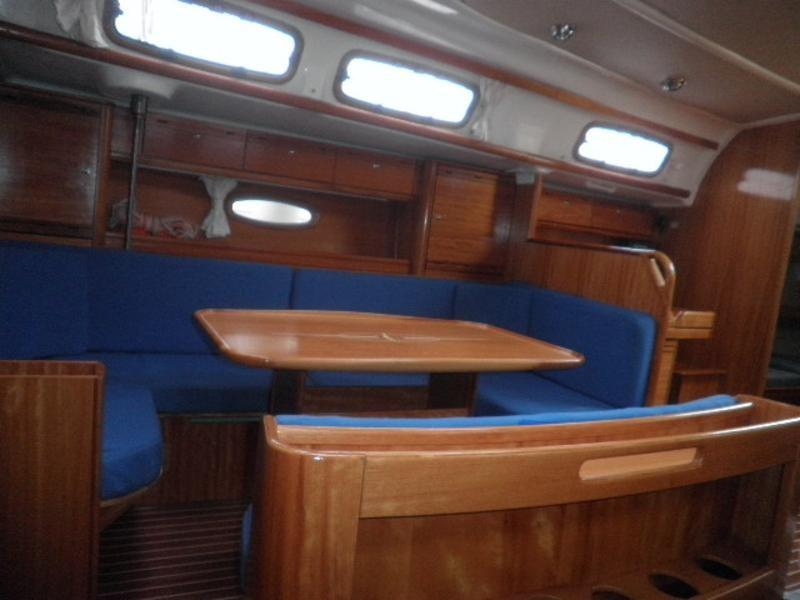 Bavaria 46 Cruiser, ZMORAC