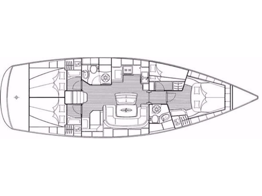 Bavaria 46 Cruiser, SchickiMicki
