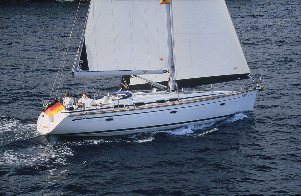 Bavaria 46 Cruiser, NEVERA