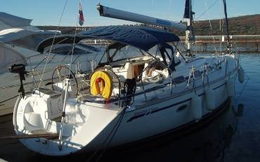 Bavaria 46 Cruiser, Time Out