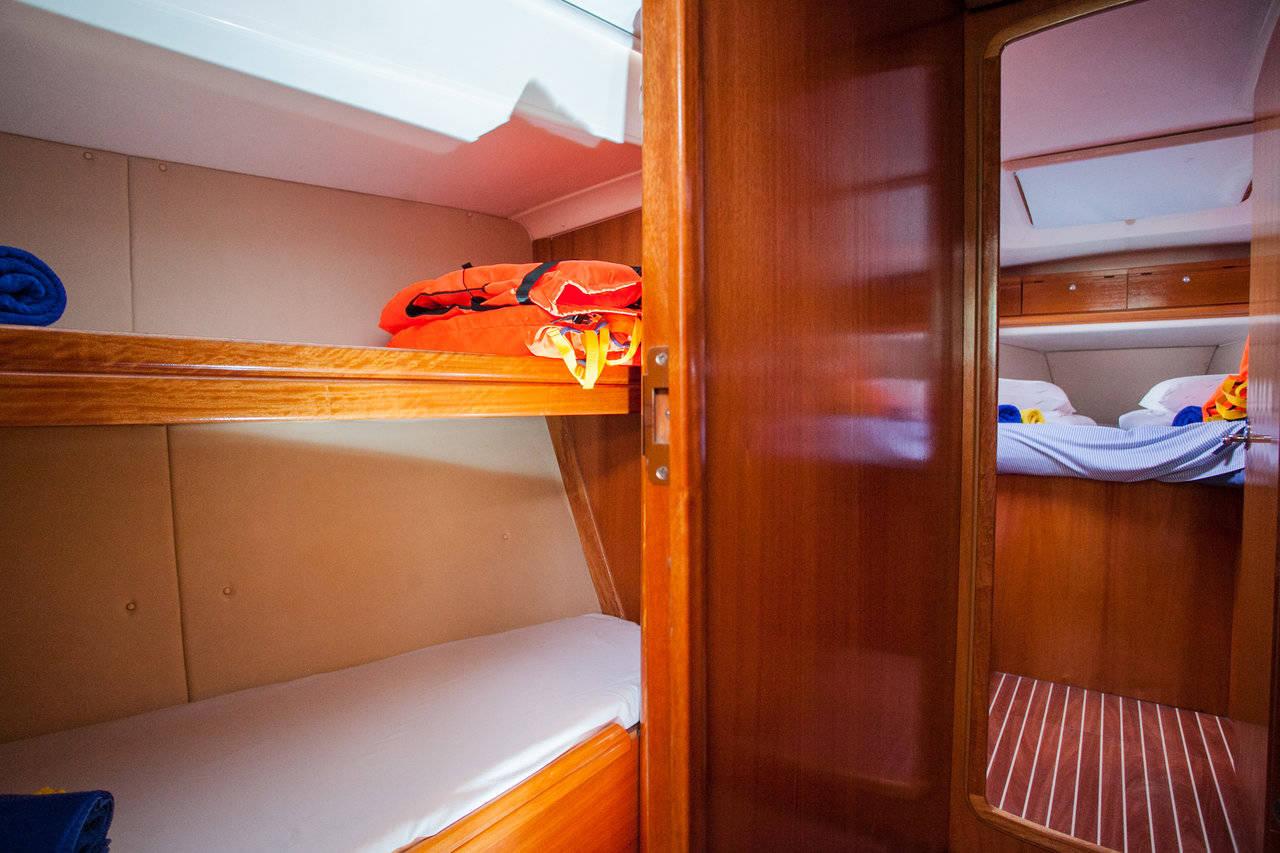 Bavaria 50 Cruiser, Helena 1