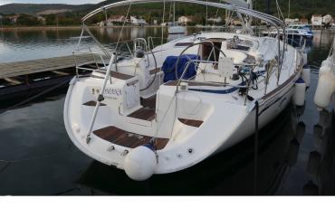 Bavaria 50 Cruiser, Romana