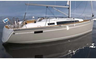 Bavaria Cruiser 34, Neo with A/C