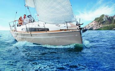 Bavaria Cruiser 34, NN17
