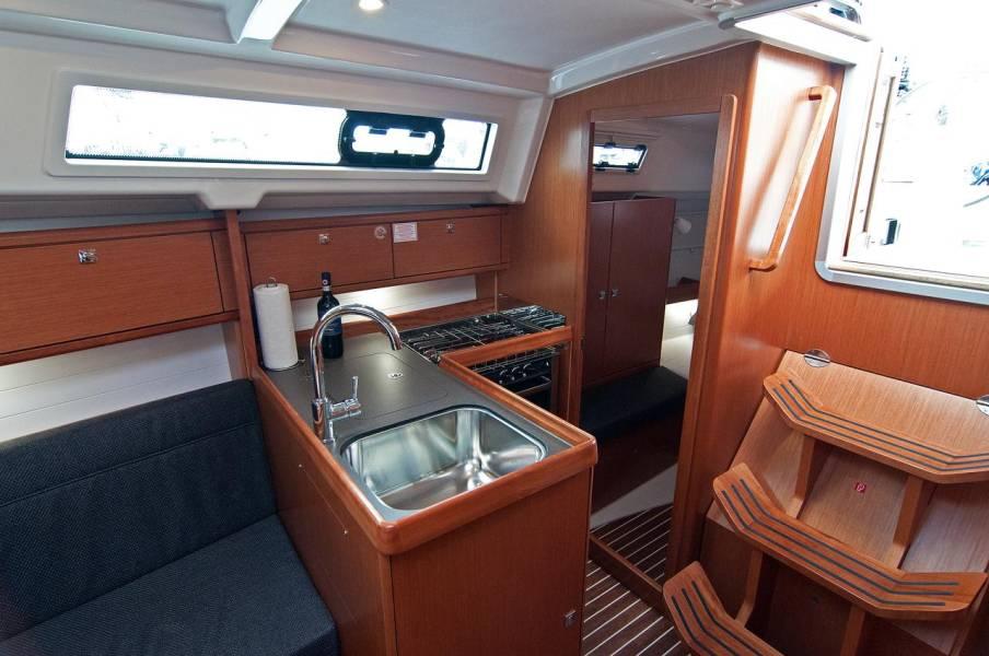 Bavaria Cruiser 34, Adria Maša