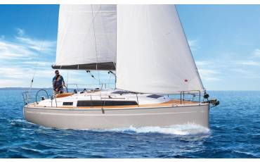 Bavaria Cruiser 34, LADY ONE