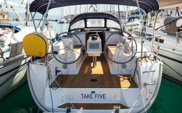 Bavaria Cruiser 34, Take Five