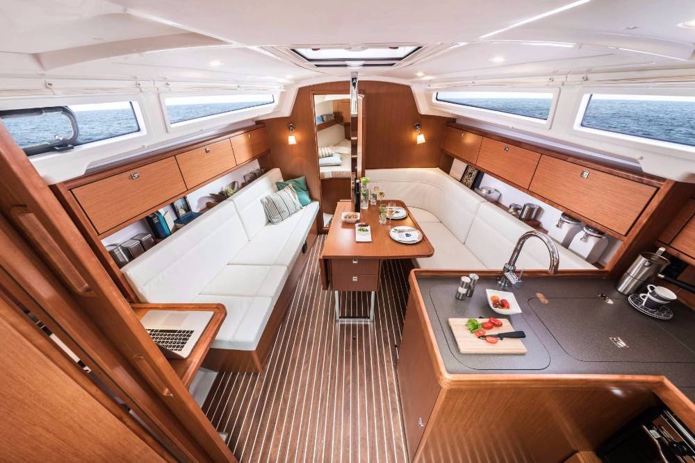 Bavaria Cruiser 34, Wild Love