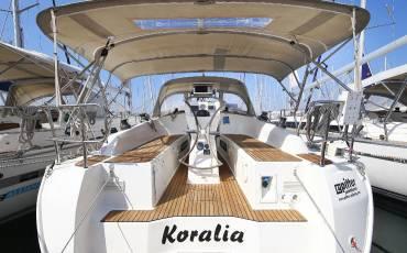 Bavaria Cruiser 36 Avantgarde, Koralia