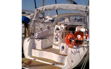 Bavaria Cruiser 36, Ajda