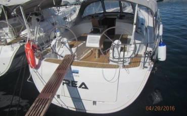 Bavaria Cruiser 37, Rea