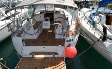 Bavaria Cruiser 37, Hana