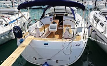Bavaria Cruiser 37, Andrea