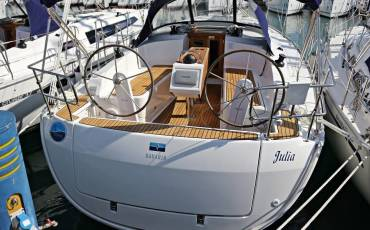 Bavaria Cruiser 37, Julia