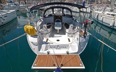 Bavaria Cruiser 37, Adria Nina