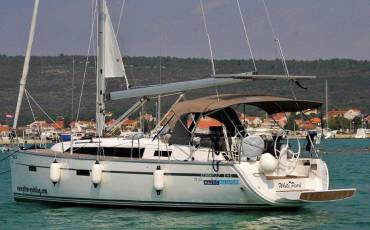 Bavaria Cruiser 37, White Pearl