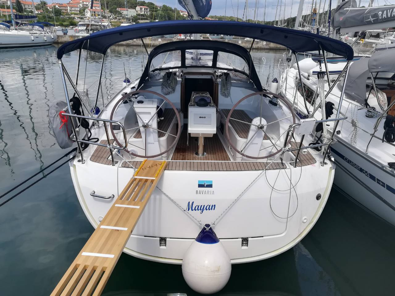 Bavaria Cruiser 37, MAYAN