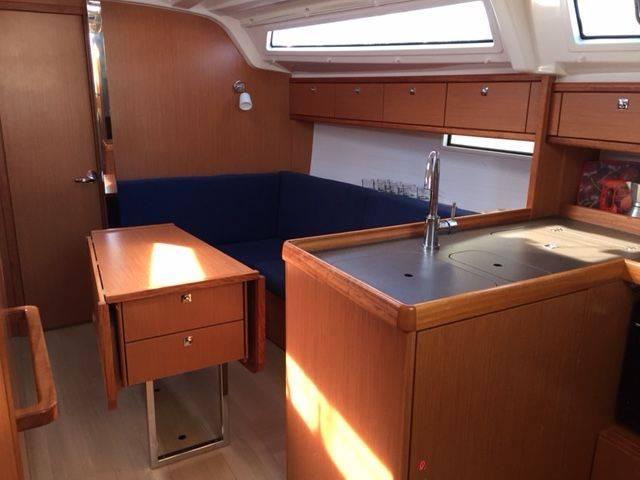 Bavaria Cruiser 37, Marko