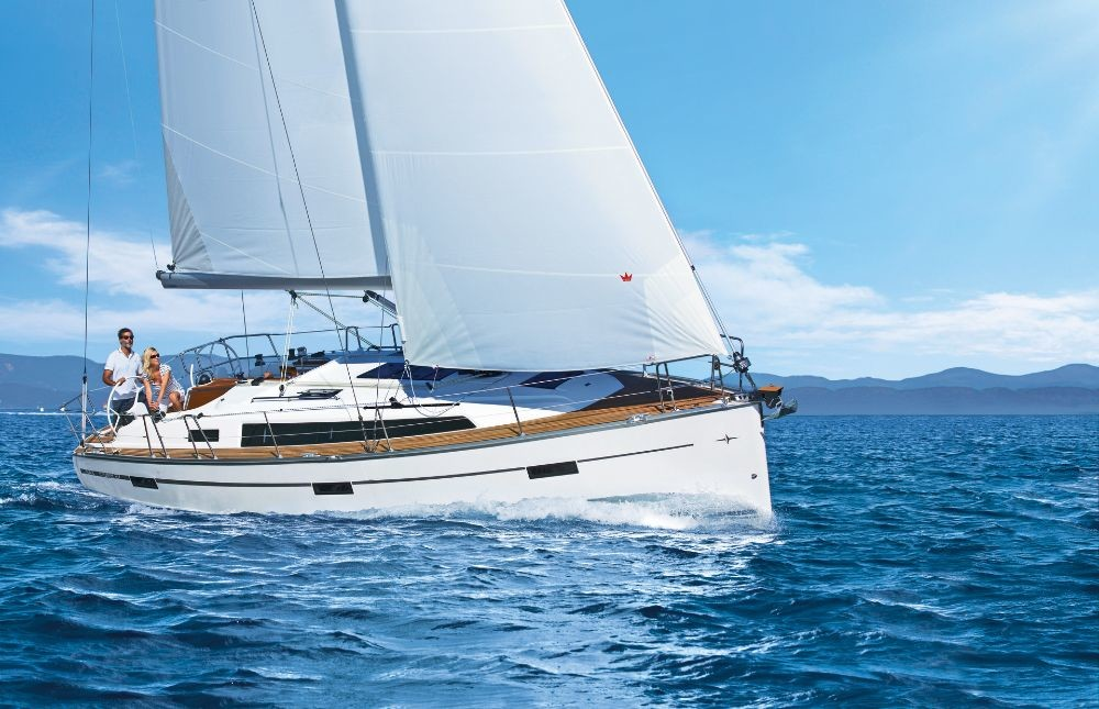 Bavaria Cruiser 37, NAIADE