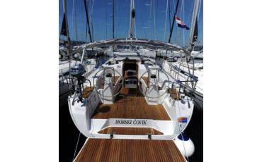 Bavaria Cruiser 40, Morski čovik