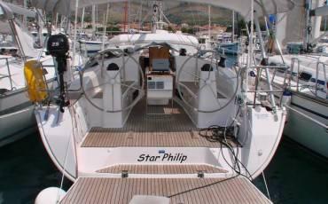 Bavaria Cruiser 40, STAR PHILIP