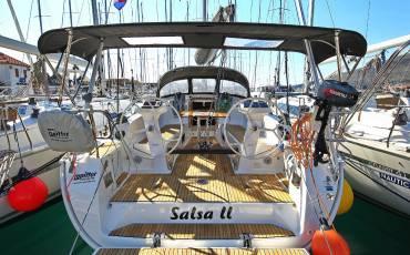 Bavaria Cruiser 41S, Salsa II