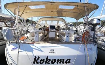 Bavaria Cruiser 45, Kokoma