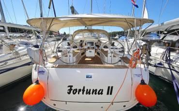 Bavaria Cruiser 45, Fortuna II