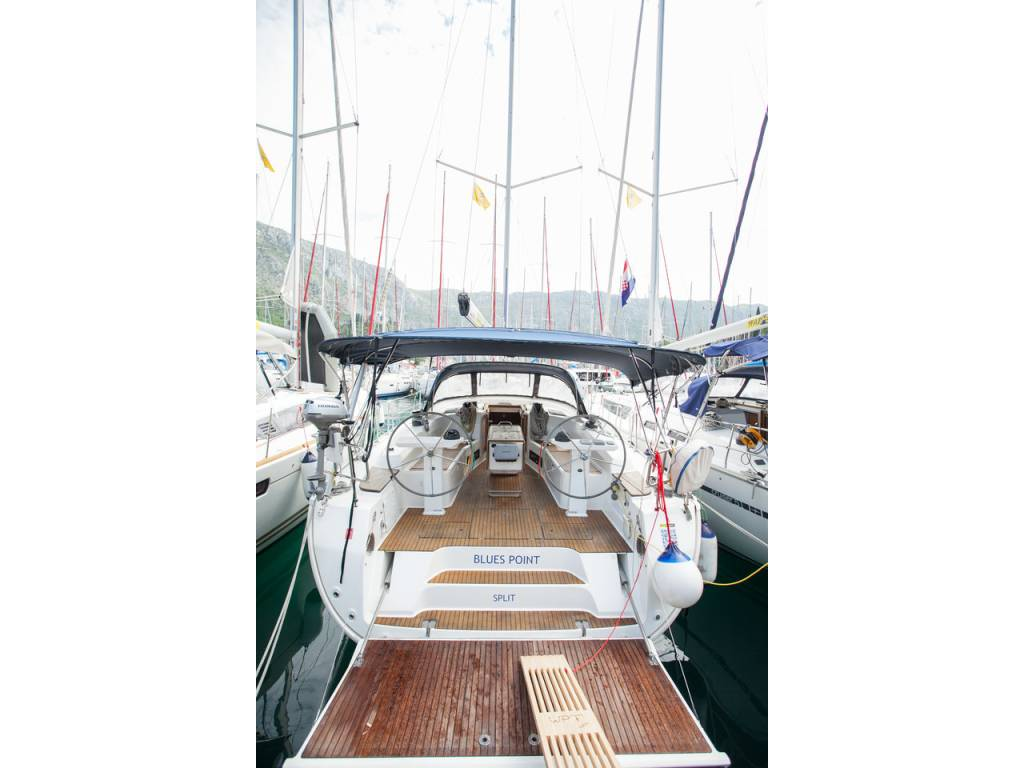 Bavaria Cruiser 45, Blues Point