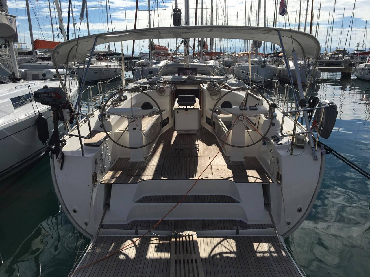 Bavaria Cruiser 45, Takeo