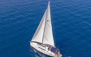 Bavaria Cruiser 46, Marina