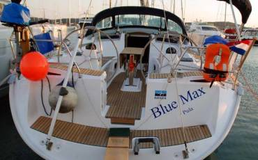 Bavaria Cruiser 51, Blue Max