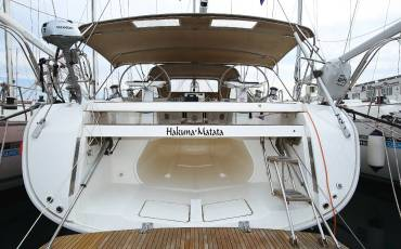 Bavaria Cruiser 55, Hakuna Matata