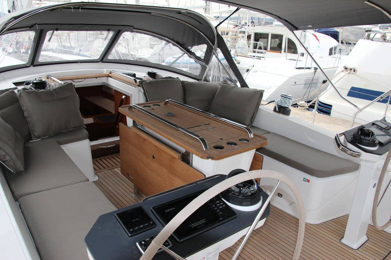 Bavaria Cruiser 56, FAT BOY