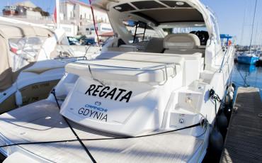 Cranchi M44 HT, REGATA - Our skipper incl.