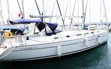 Cyclades 43.4, Zdenka
