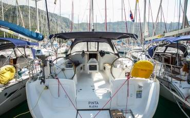 Cyclades 50.5, Pinta
