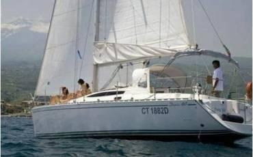 Delphia 40, Fishbed