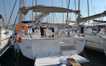 Dufour 460 GL, CYTHERE